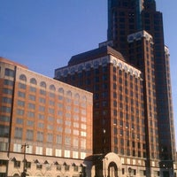 Photo taken at InterContinental Milwaukee by Brian C. on 5/17/2012
