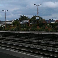 Photo taken at Leamington Spa Railway Station (LMS) by John E. on 9/5/2011
