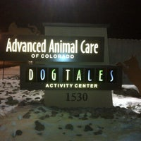 Photo taken at Advanced Animal Care of Colorado by Heather S. on 12/5/2011