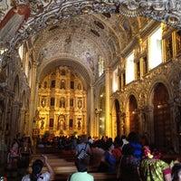 Foto tirada no(a) Templo de Santo Domingo de Guzmán por Angy S. em 7/28/2012