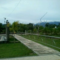 Photo taken at Taman Selagalas Cakra by Yusuf R. on 3/10/2012