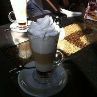 Photo taken at Double Coffee by Tatjana K. on 3/19/2012