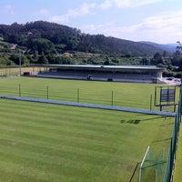 Photo taken at El Mundo del Fútbol by Fernando R. on 7/19/2011