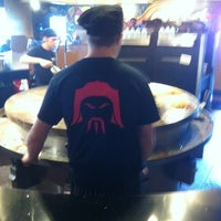Photo taken at HuHot Mongolian Grill by Shane S. on 9/29/2011