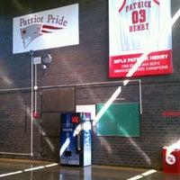Photo taken at Patrick Henry High School by Jason M. on 9/9/2011
