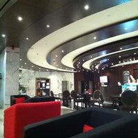 Photo taken at Samaya Hotel by Peungnoi Lainey K. on 3/29/2012