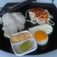 Photo taken at Mobile Steak by OaTz A. on 1/22/2012