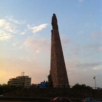 Foto tomada en Glorieta Monumento a Los Niños Héroes por Iván S. el 6/8/2011