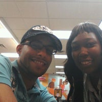 Photo taken at Dunkin' Donuts by Dasha S. on 9/28/2011