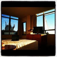 Photo taken at Hotel Coral Towers Trade Center by Sergio M. on 11/3/2011