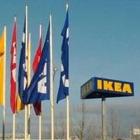 Photo taken at IKEA by Robert Š. on 1/2/2012