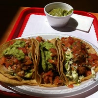 Снимок сделан в Cotija's Mexican Food пользователем Ally N. 4/1/2012