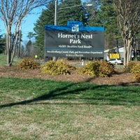 Photo taken at Hornets Nest Disc Golf Course by Nick P. on 1/30/2012