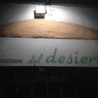 Photo taken at Al-Jaima, Cocina del Desierto by Juanma on 8/18/2012