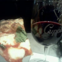 Photo taken at Cupola Pizzeria by Carlos S. on 1/21/2012