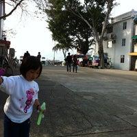 Photo taken at Cheung Chau by Razlan M. on 2/12/2012