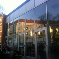 Photo taken at Cafe Selig by Detlef R. on 3/27/2012