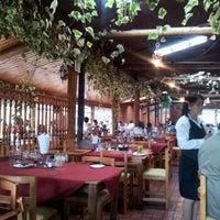 Photo taken at Restaurante La Greda by Alejandra G. on 5/19/2012