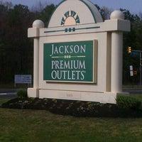 Photo taken at Jackson Premium Outlets by Maggie A. on 4/14/2012