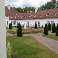 Photo taken at Sagadi Manor by Alexey N. on 8/11/2012