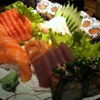 Photo taken at Zeni Sushi by Fernando M. on 3/12/2011