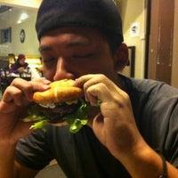 Photo taken at Mustafa Jones Burger by Wan T. on 11/25/2011