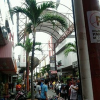 Photo taken at Pasar Baru (Passer Baroe) by Wilma Hendrika L. on 11/6/2011