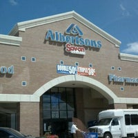 Photo taken at Albertsons by Trent O. on 3/19/2011