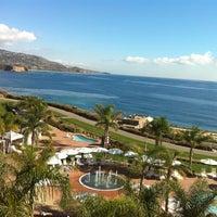 Photo taken at Terranea Resort by Deborah P. on 11/21/2011