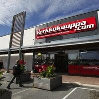 Photo taken at Verkkokauppa.com by Petri E. on 3/16/2011