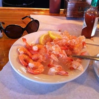 Photo taken at Pinchers Crab Shack by Angie C. on 10/29/2011
