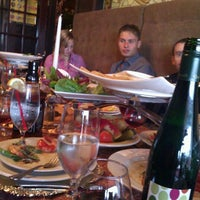 Photo taken at Tzar Resturant by dani h. on 9/17/2011