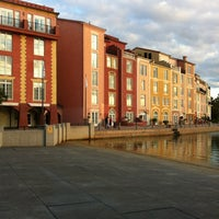 Photo taken at Loews Portofino Bay Hotel at Universal Orlando by Ashley C. on 10/22/2011