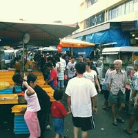 Photo taken at Sri Kembangan Pasar Mlm by Wen H. on 12/12/2011