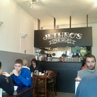 Photo taken at Jethro's Fine Grub by Justine C. on 1/13/2012