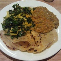 Photo taken at Flavors Of East Africa by Patrick V. on 8/19/2011