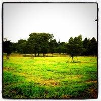 Photo taken at Toneri Park by Tooru A. on 8/6/2011