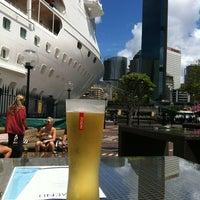 Photo taken at Cruise Bar by Sarah L. on 1/22/2012