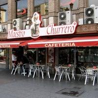 Foto tomada en Maestro Churrero por Sérgio P. el 1/2/2012