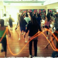 Photo taken at Power Peralta Dance Studio by Juan Pablo C. on 12/7/2011