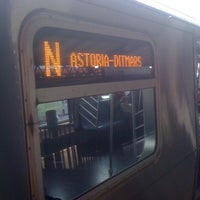 Photo taken at MTA Subway - N Train by Ethan Y. on 4/18/2011