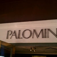 Photo taken at Palomino by Nikki J. on 8/10/2012