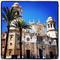 Foto tomada en Catedral de Cádiz por Lele el 7/22/2012