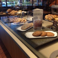 Photo taken at Panera Bread by Sam on 8/25/2012