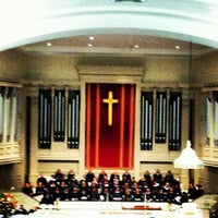 Photo taken at Second Presbyterian Church by Anand P. on 5/20/2012