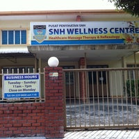 Photo taken at St. Nicholas Home (SNH) Wellness Centre by Wai Onn C. on 2/17/2012