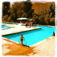 Photo taken at Las Vertientes Del Canelo by Andrea D. on 2/18/2012