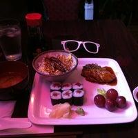 Photo taken at Ichie Japanese Restaurant by Raffaella C. on 6/9/2012