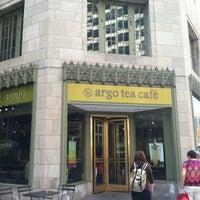 Photo taken at Argo Tea by Bill D. on 6/23/2012