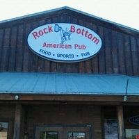 Photo taken at Rock Bottom by Brad G. on 5/28/2011